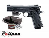 Colt M45 Tactical kit - 4.5mm BB Air Pistol