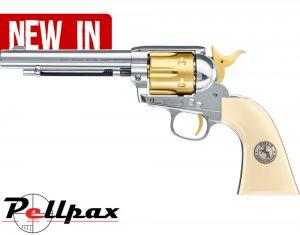 Umarex Colt Peacemaker Golden Boy - .177 Pellet Air Pistol - New 2018!