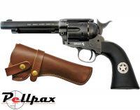 Umarex Colt Peacemaker Ranger & FREE Holster - 4.5mm BB Air Pistol