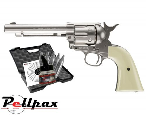 Colt Peacemaker Single Action Army Kit - 4.5mm BB