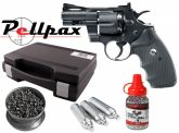 "Colt Python .357 2.5"" Combo Kit - 4.5mm BB & .177 Pellet"