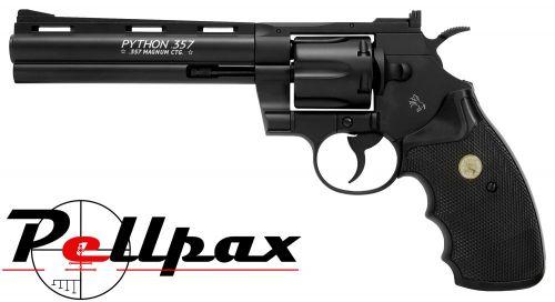 "Colt Python 6"" Black - 4.5mm BB"