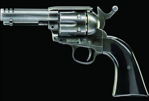 "Umarex Colt Peacemaker SAA 3.5"" Custom Shop 4.5mm BB CO2 Pistol - Second Hand"
