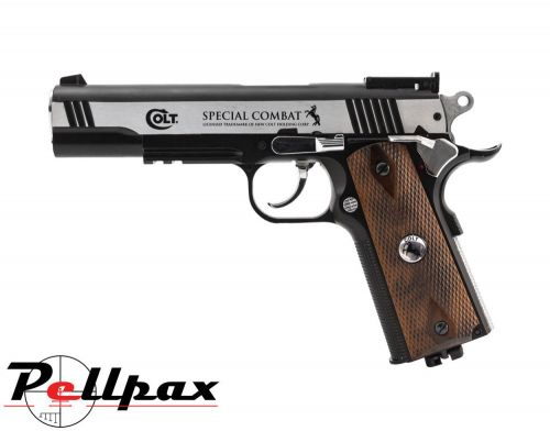 Colt Special Combat - 4.5mm BB Air Pistol