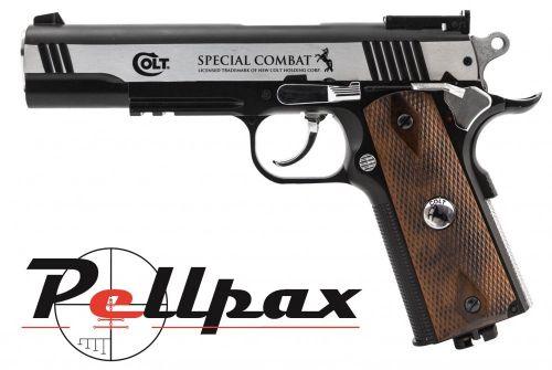 Colt Special Combat - 4.5mm BB