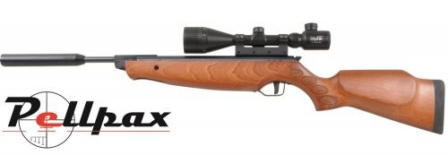 Cometa 300 Carbine With Silencer .22