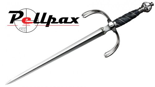 Cold Steel Companion Dagger to Ribbed Shell Rapier