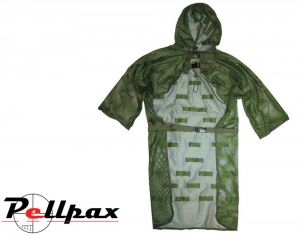 Kombat UK Camo Ghillie Suit Concealment Vest