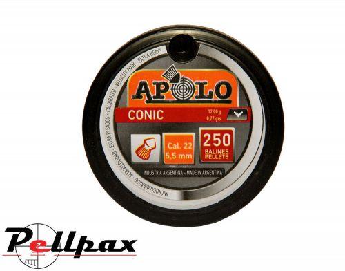Apolo Conic .22 x 250