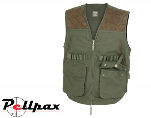 Countryman Hunters Vest By Jack Pyke in Hunters Green