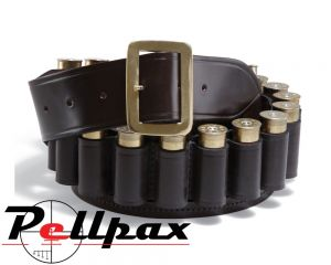 Croots Malton Bridle Leather Cartridge Belt