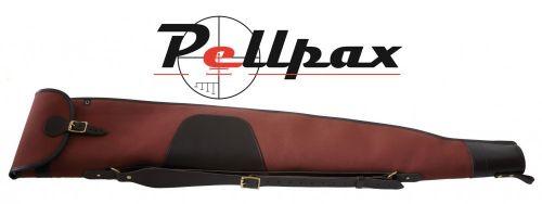 Croots Rosedale Canvas Rifle Slip - Fox