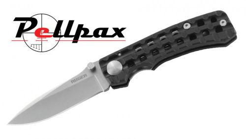 Ruger CRKT Go-N-Heavy Compact Drop Point Knife