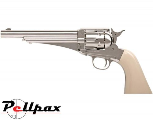 Crosman Sheridan Cowboy 4.5mm BB & .177 Pellet CO2 Pistol - Second Hand