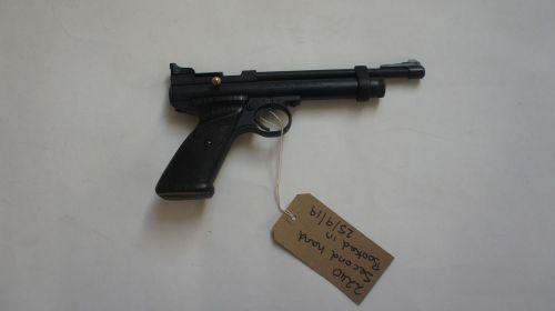 Crosman 2240 Rat Buster - .22 Pellet Air Pistol - Second Hand