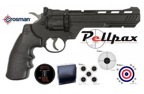 Crosman 3576W / Vigilante Shooting Gallery