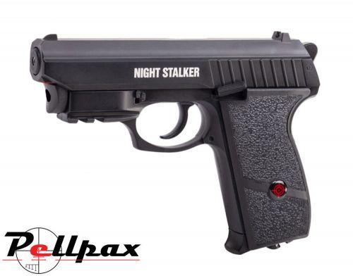Crosman Night Stalker - 4.5mm BB Air Pistol