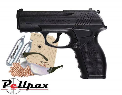 Crosman P10 Air Pistol Kit - 4.5mm BB