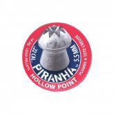 Crosman Piranha Hollowpoint Pellets .22 x 400