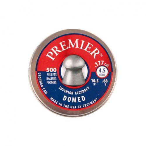 Crosman Premier Domed .177 (4.5mm) Pellets x 500