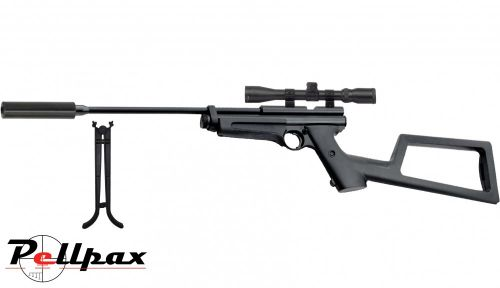 Crosman Ratcatcher 2250 XL Full Kit - .22 CO2 Air Rifle