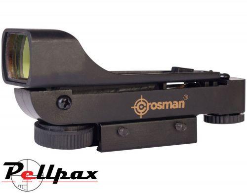 Crosman Wide Angle Red Dot Sight - 9-11mm Mount