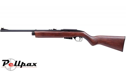 Crosman RepeatAir 1077 Wood - .177 CO2 Air Rifle