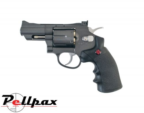 Crosman SNR 357 .177 Pellet / 4.5 mm BB CO2 Pistol + Hard Case - Second Hand