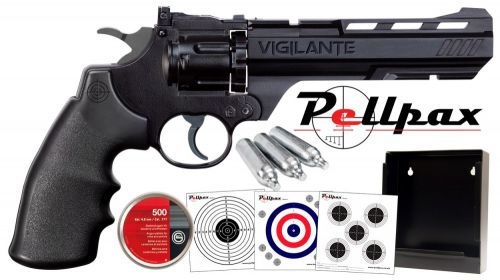 Crosman 3576W / Vigilante Shooting Gallery .177 Pellet