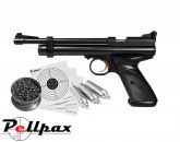Crosman 2240 Rat Buster Kit - .22 Pellet Air Pistol