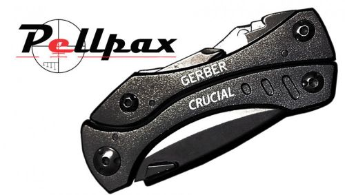Gerber Crucial - Black
