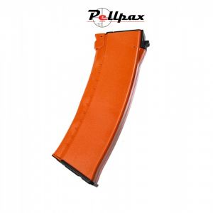 LCT LCK74 Hi-Cap Magazine Orange - 450 Rounds