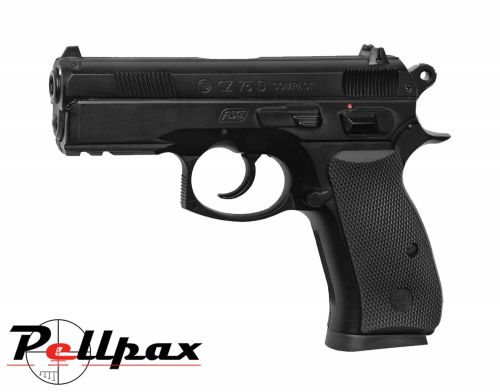 ASG CZ75D Non-Blowback - CO2 6mm Airsoft