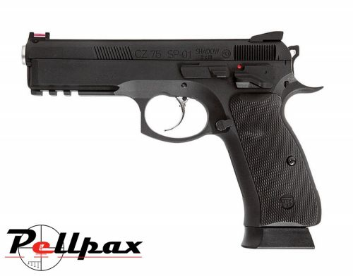 CZ SP-01 Shadow - Gas 6mm Airsoft