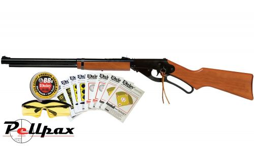 Daisy Red Ryder Fun Kit - 4.5mm BB Air Rifle
