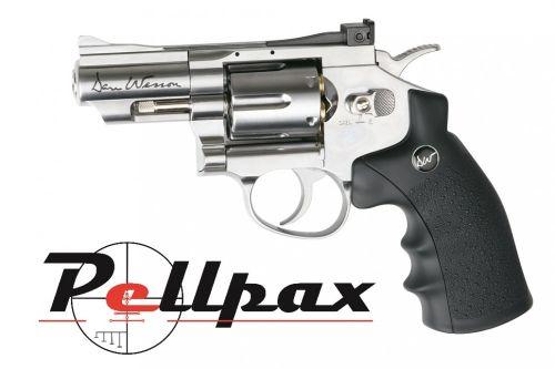 """Dan Wesson 2.5"""" Silver - 4.5mm BB"""