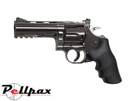 """Dan Wesson 715 4"""" Grey - 4.5mm BB Air Pistol"""