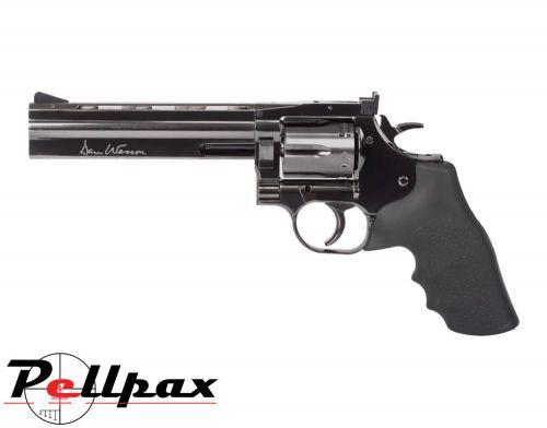 """Dan Wesson 715 6"""" Grey - .177 Pellet Air Pistol"""