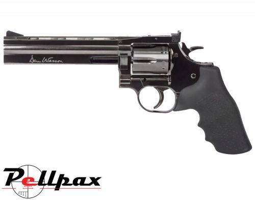 "Dan Wesson 715 6"" Revolver .177 Pellet CO2 Pistol - Second Hand"