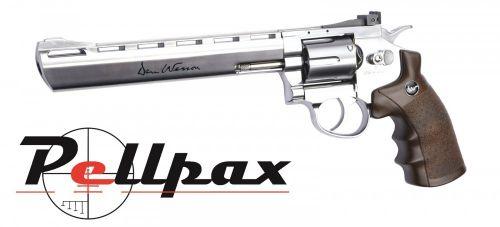 """Dan Wesson 8"""" Silver - 4.5mm BB"""