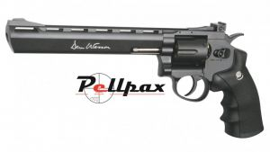 "Dan Wesson 8"" Black CO2 6mm Airsoft"