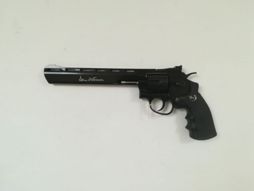 """Dan Wesson 8"""" 4.5mm - Second Hand"""