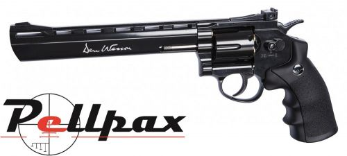 "Dan Wesson 8"" Black - .177 Pellet"