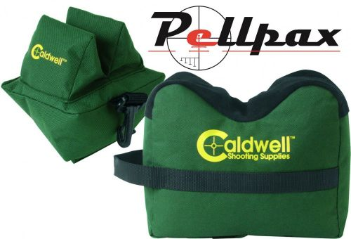 Caldwell Dead Shot Combo Front & Rear Shooting Bag