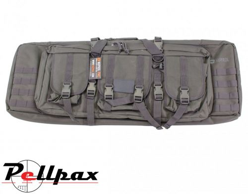 NP PMC Deluxe Soft Grey Rifle Bag