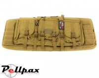 NP PMC Deluxe Soft Tan Rifle Bag