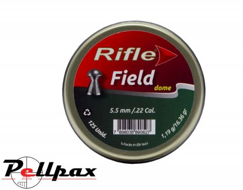 Rifle Field Dome - .22 x 125