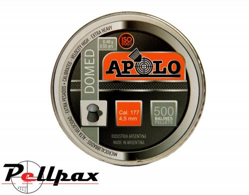 Apolo Domed .177 x 500
