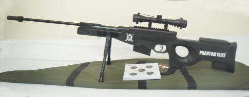 Nova Vista Phantom Elite Sniper - Black .22 Second Hand Rifle