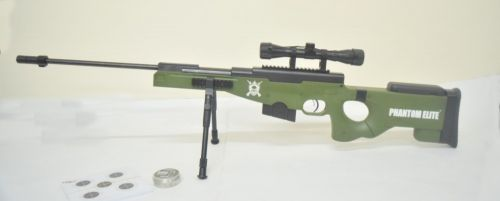 Nova Vista Phantom Elite Sniper - Olive Drab .177 Second Hand